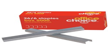 """OFFICE CHOICE STAPLES No.56 26/6 FULL STRIP BX5000"""