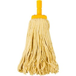 CLEANLINK MOP HEAD 450GM YELLOW