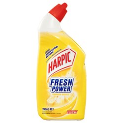 # HARPIC FRESH POWER TOILET CLEANER 700ML